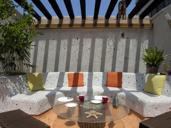 13 Ideas For Garden Design U2013 Pictures Of Seating And Relaxation Areas In  The Backyard