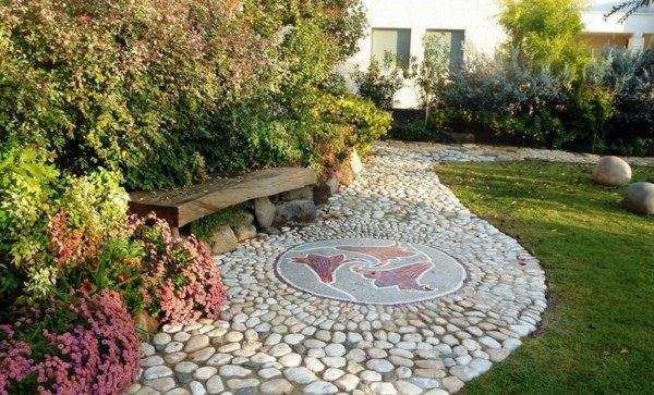 Make A Steinweg; 13 Ideas For Garden Design   Pictures Of Seating And  Relaxation Areas In The Backyard