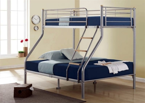 beautiful metal bunk bed in the nursery of letti cosatto - Metal Bunk Bed Frames