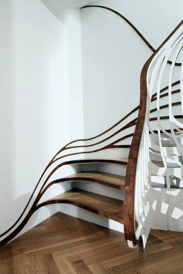 Unique and creative design ideas for stairs | Interior Design ...