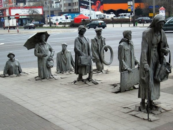 Famous Works Of Art Creative Sculptures And Statues World - 26 creative sculptures statues around world