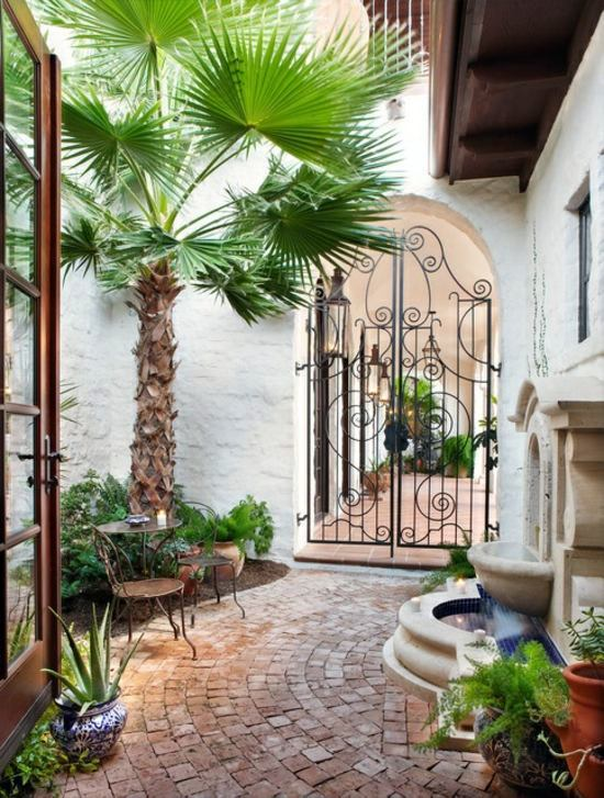 Mediterranean garden this is an achievable goal in germany interior design ideas avso org - Mediterranean garden plants colors and scents ...