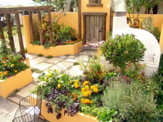 Mediterranean Garden Design attractive mediterranean garden design 1000 ideas about mediterranean garden design on pinterest Front Garden Design Ideas Mediterranean Style Mediterranean Garden This Is An Achievable Goal In Germany