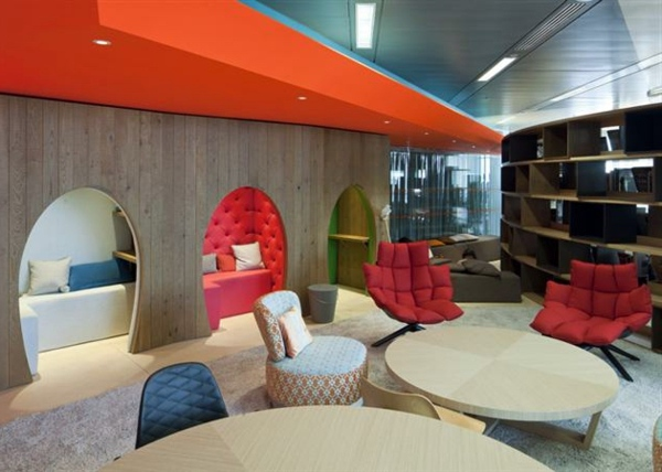 The Google Headquarters In London By Penson