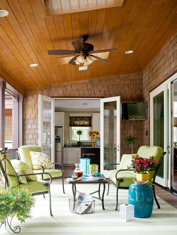 ceiling design terrace images