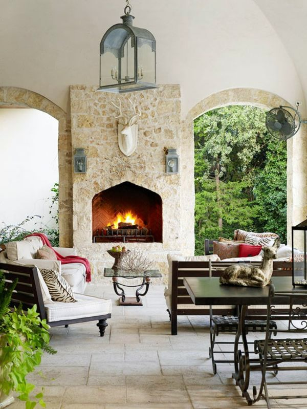 Summer House Interior Design Ideas From Berlin: 15 Modern Terrace Design Ideas – Examples And Images