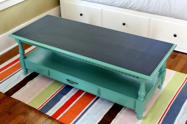Build Coffee Table Itself Diy Ideas For Crafters