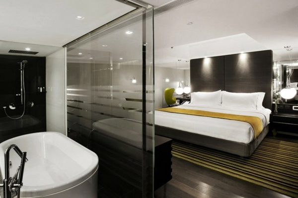 Luxury Hotel In The Heart Of Hong Kong Interior Design