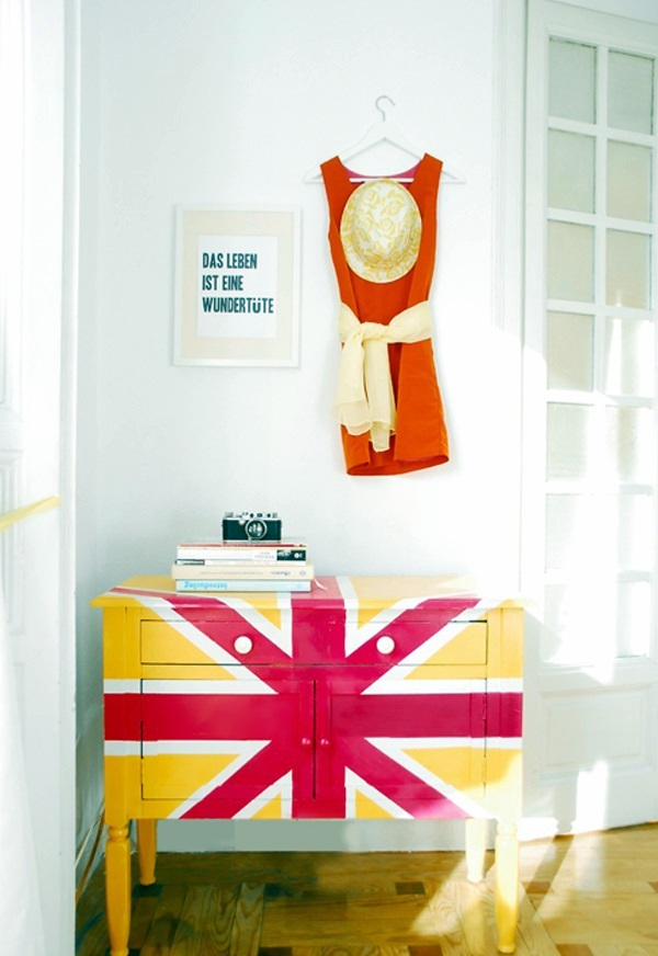 can you do interior design without a degree union jack bedroom design decoration Selber machen - British fever: DIY decorative projects, inspired by Union  Jack