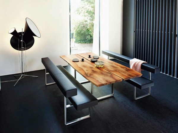 High Quality Esstisch Mit Stühlen   5 Styles, 5 Dining Tables, Benches And Chairs Of  Girsberger Pictures Gallery