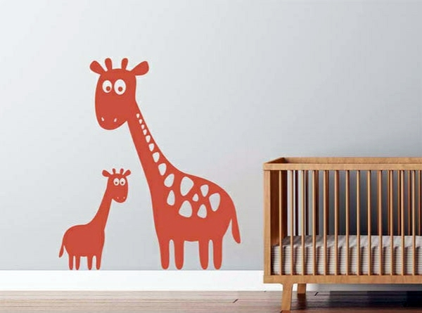 Baby Room Wall 15 Art Ideas With Animals Interior Design