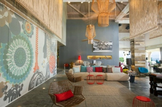 Luxury Hotel On The Caribbean Island Of Vieques