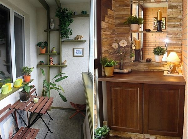 Cool Little Balcony 40 Creative And Practical Ideas