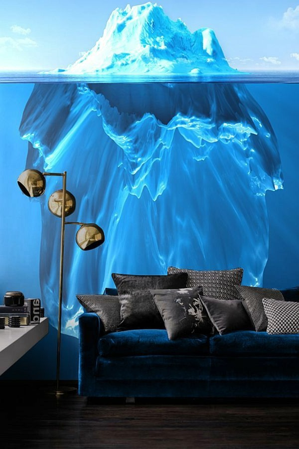 Wall Decoration With Photo Murals 33 Incredible