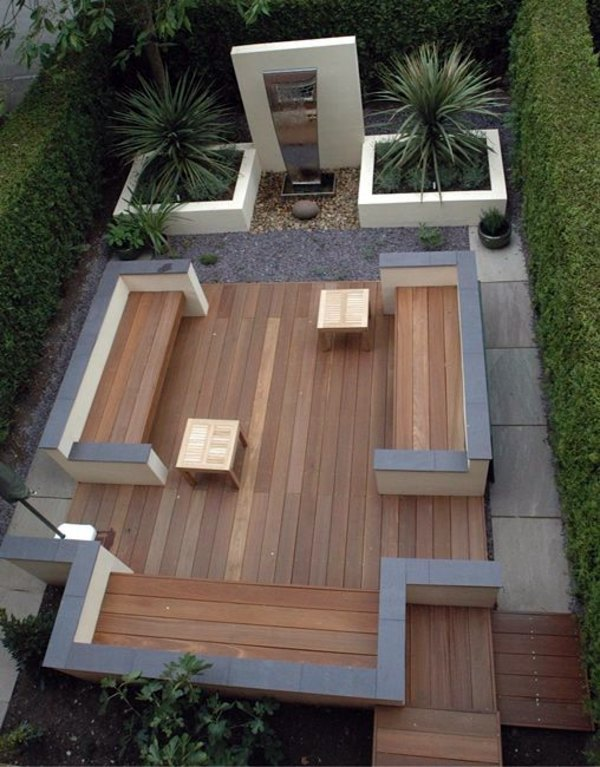 Street Style 103 Examples Of Modern Garden Design Jacuzzi