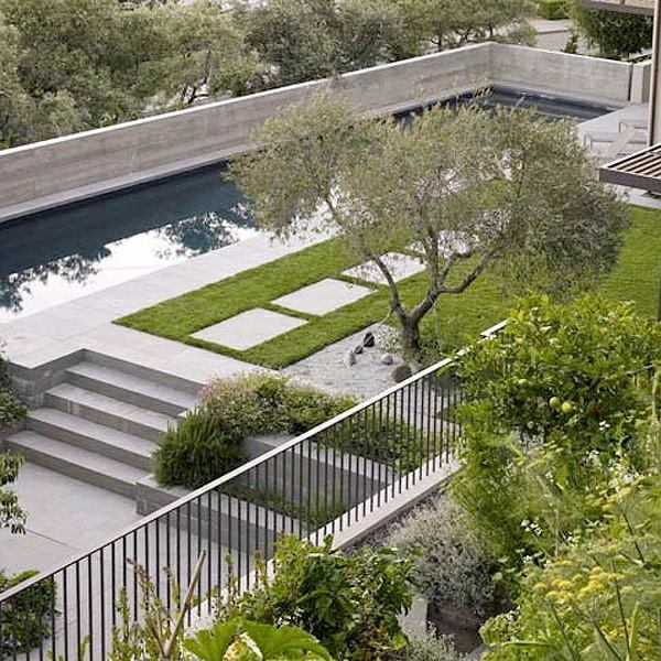 Garden Design With Pool 103 Examples Of Modern