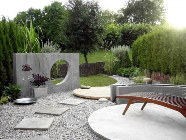 Modern Garden Design stunning small space garden where zen and modern meet high quality craftsmanship garden 103 Examples Of Modern Garden Design