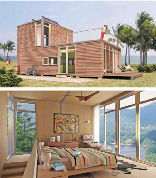 30 Inspiring Container Houses Shipping Designs