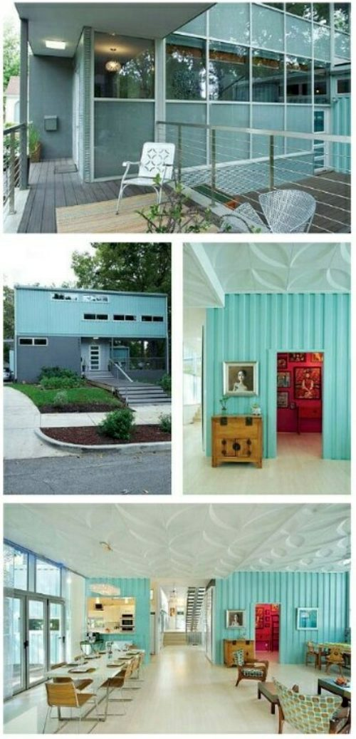 ... 30 Inspiring Container Houses   Container Shipping Designs