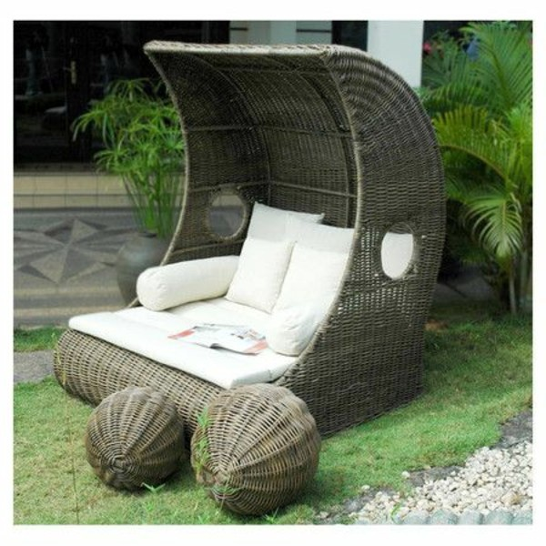 45 Outdoor Rattan Furniture Modern Garden Furniture