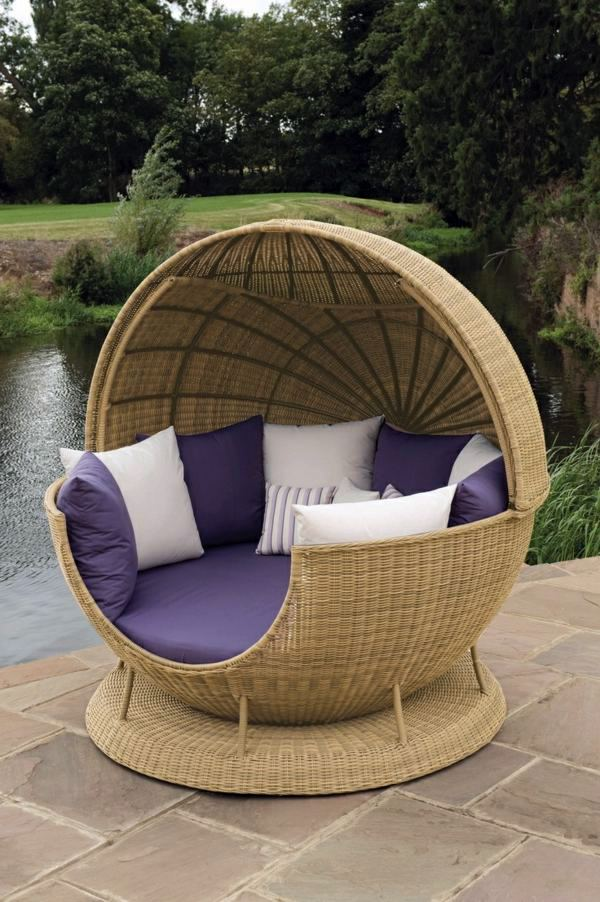 45 Outdoor rattan furniture – modern garden furniture set ...