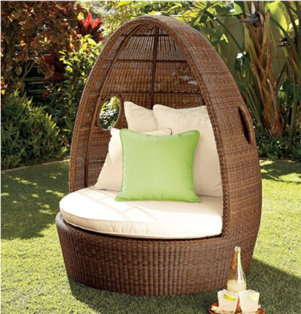 45 Outdoor Rattan Furniture Modern Garden Furniture Set
