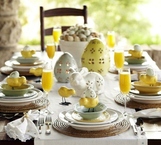 easter decoration craft 30 adorable craft ideas including table decoration interior design. Black Bedroom Furniture Sets. Home Design Ideas