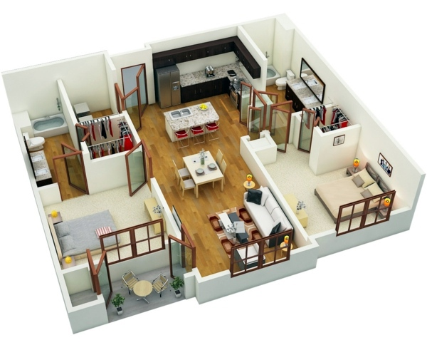 Free room planner pros and cons of online apps for 3d space planner