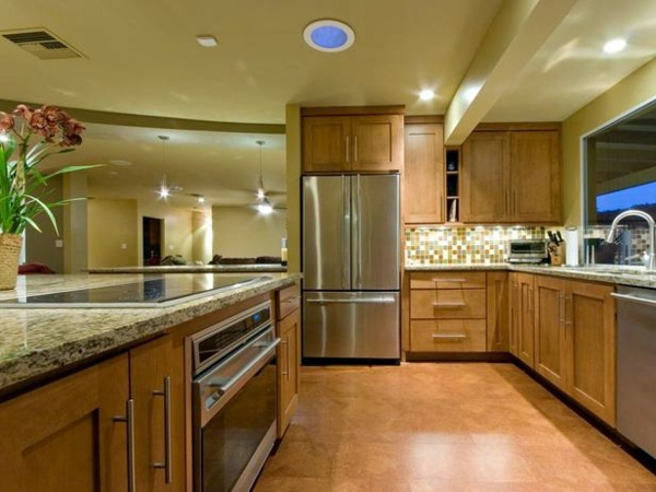 how to choose the right kitchen floor? | interior design ideas