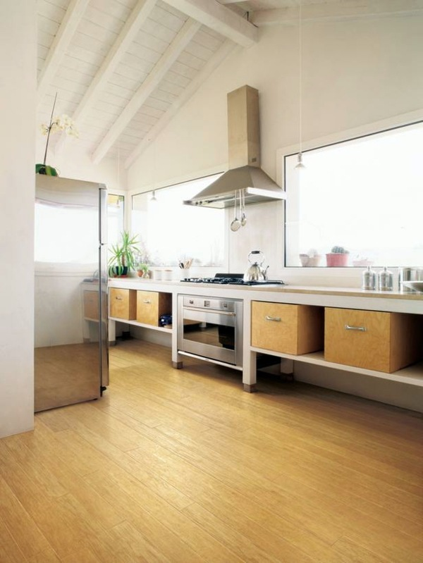 How To Choose The Right Kitchen Floor Interior Design
