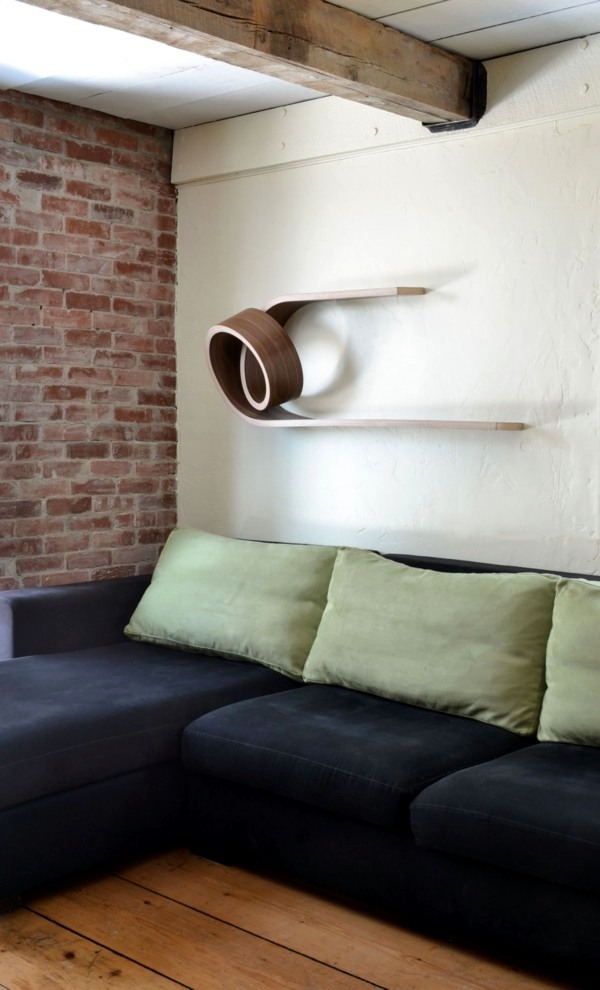 Cool Designer Furniture From Wood Tie A Knot In Style