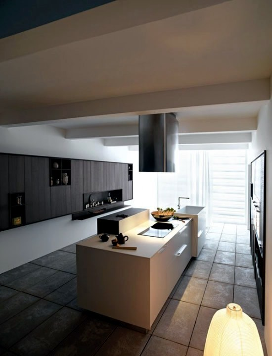 Unique Design Ideas For Kitchen With Many Windows besides Bulthaup B2 Kitchens additionally 443745369515902859 likewise Update Your Kitchen Cabi s 13 Stylish Interior Ideas additionally Cocina Movil  liable Y  binable. on modern kitchen workshop bulthaup b2