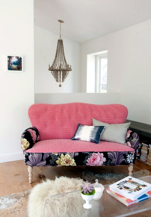 Upholstered furniture and home interior – 20 great decorating ideas ...