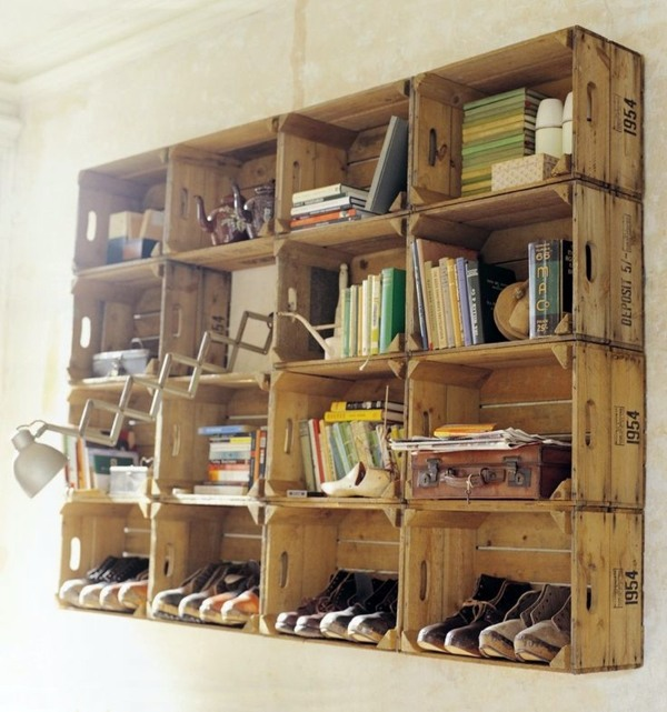 diy plywood rack a diy shoe rack may seem interesting and chic interior design