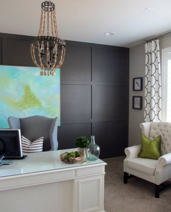 Gray Wall Panels Bureau Home Underline Plastic Panels   Wall Paneling In A  Fresh Color Part 53