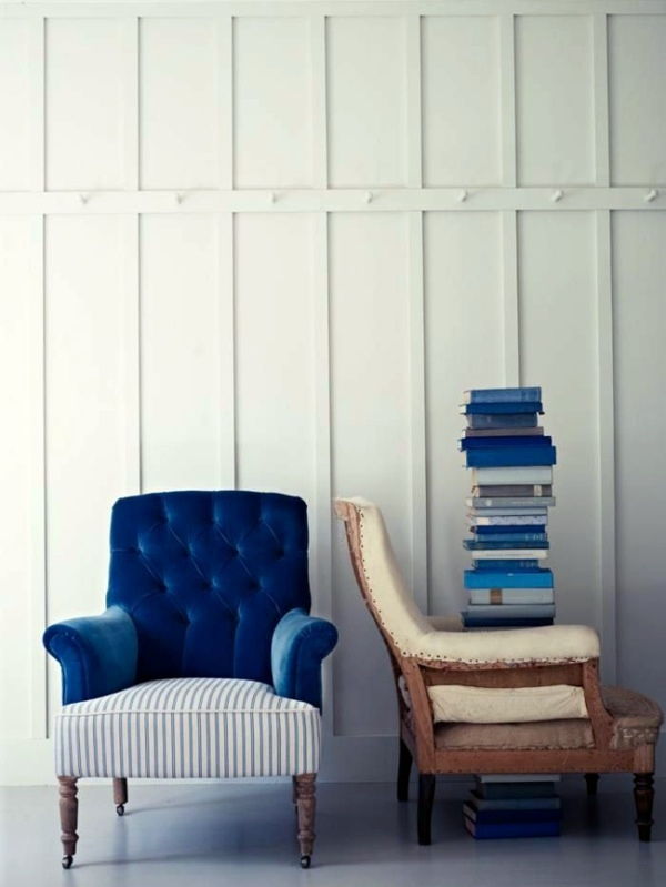 Underline plastic panels – wall paneling in a fresh color ...