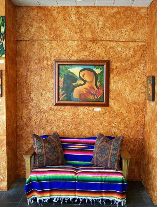 Modern Interior Design Ideas In The Mexican Style