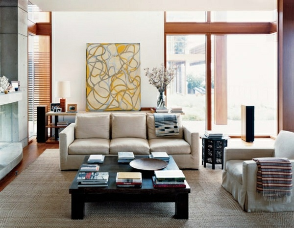Good Feng Shui Living Room you determine the Bagua of your living room