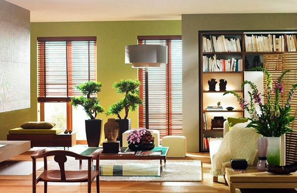 Good Feng Shui Living Room you determine the Bagua of your