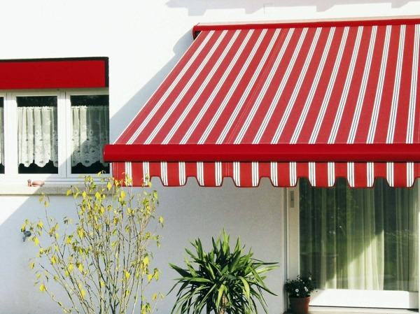 replacing awning fabric professional sun protection on the