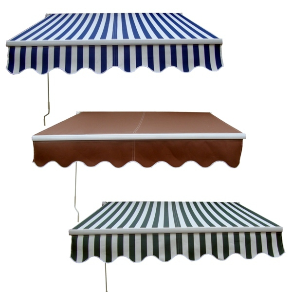 Replacing Awning Fabric Professional Sun Protection On The Terrace