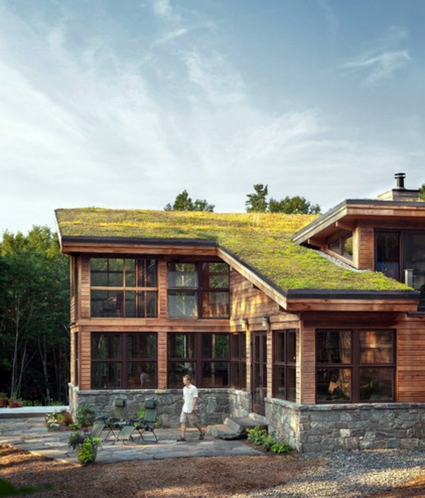 Home Design Ecological Ideas: 6 Mythical Ideas About Green Roofs