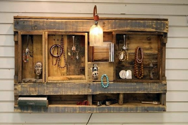 101 craft ideas for wood pallets | Interior Design Ideas | AVSO.ORG