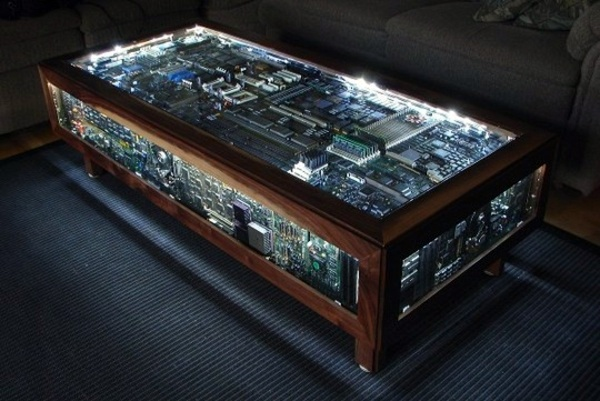 Radiant Hardware Table Do You Want To Build An Original Coffee Table Itself?