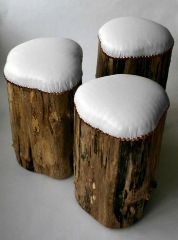 31 Tree Stumps Ideas For Home Decorating And Backyard Designs additionally 12 Diy Inspired Ideas Reusing Old Tree Stumps Logs Trunks moreover 18 Amazing Diy Log Rustic Home also 20 Creative Decorating Ideas From Tree Stump in addition 7669. on furniture made from tree trunks