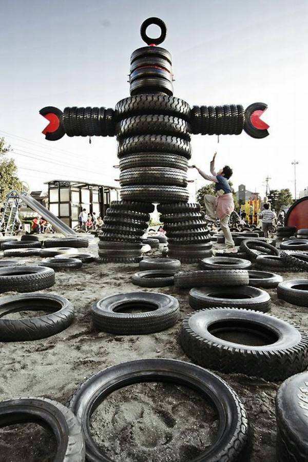 100 DIY Furniture From Car Tires Tire Recycling