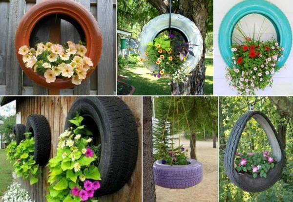 100 diy furniture from car tires tire recycling interior design