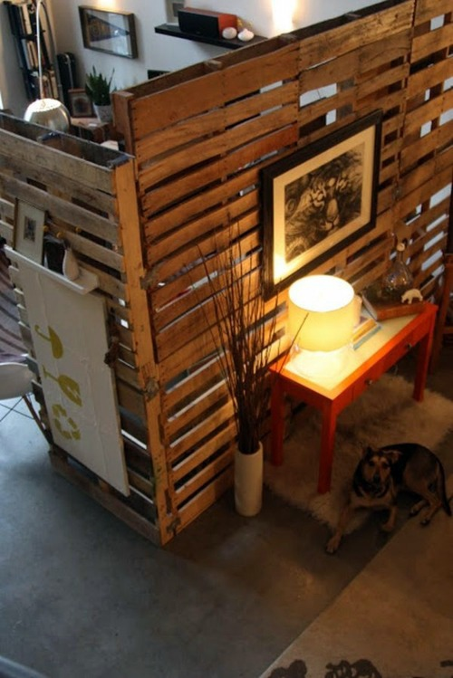 Cool Furniture from Euro pallets - 55 craft ideas for ...