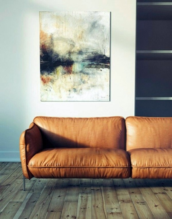 dye leather sofa old leather furniture refresh and invigorate interior design ideas avso org. Black Bedroom Furniture Sets. Home Design Ideas