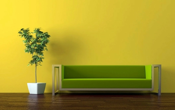 Wandgestaltung - Wall colors living room - which come in shades shortlisted?